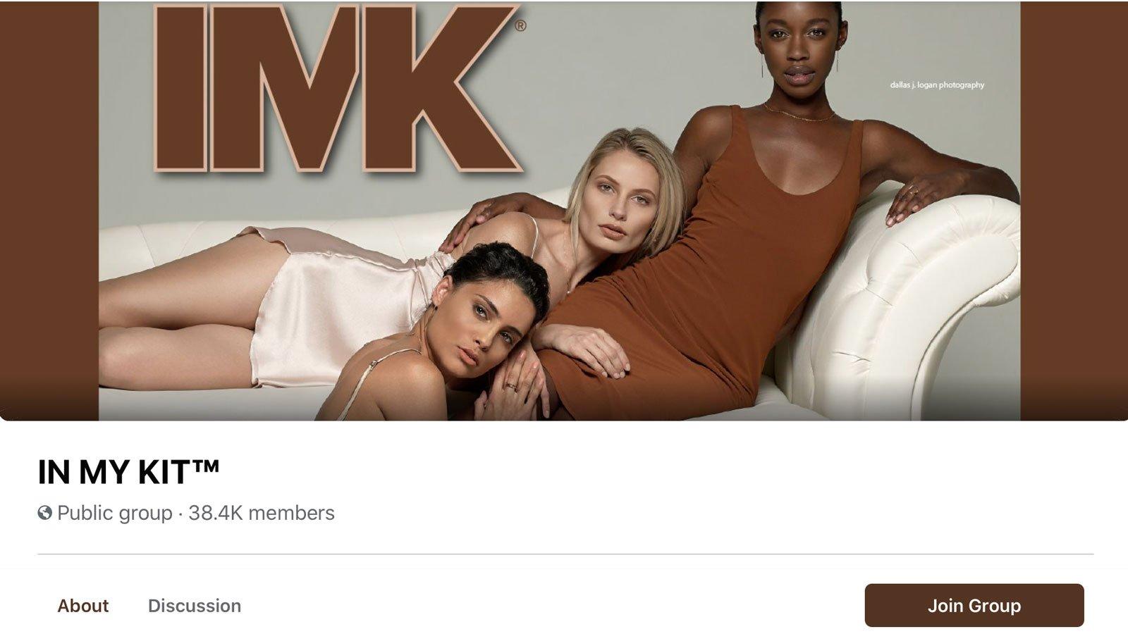 IMK Facebook Group